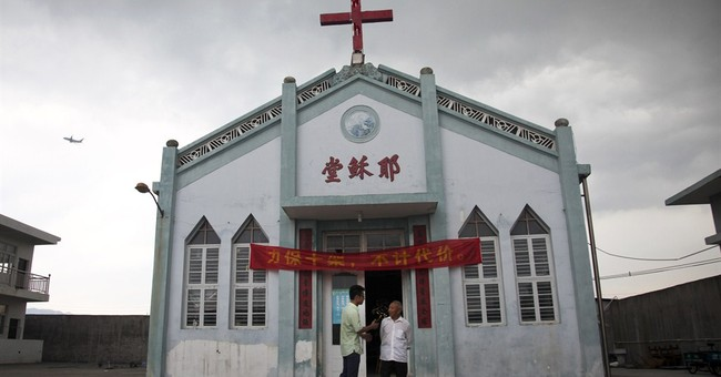 China tightens church control ahead of Christmas