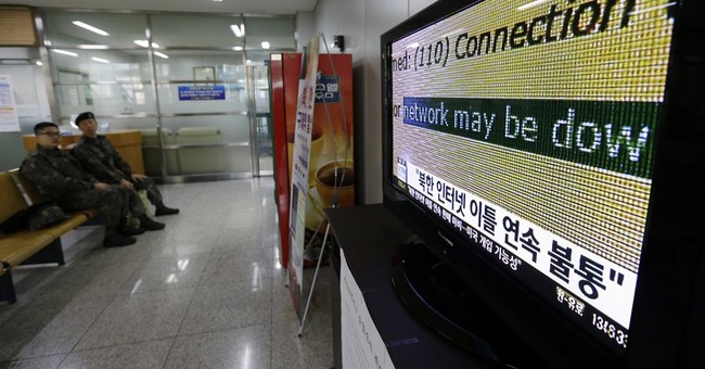 Correction: NKorea-Mystery Outage story