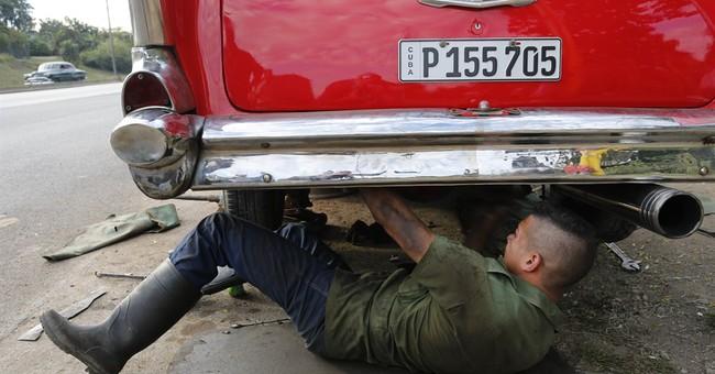 US-Cuba: New life for Cuba's classic cars?