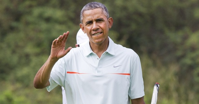 President Obama's Hawaii vacation: Day 6