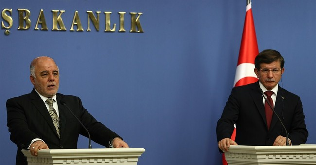Iraq seeks Turkish support in fight against IS