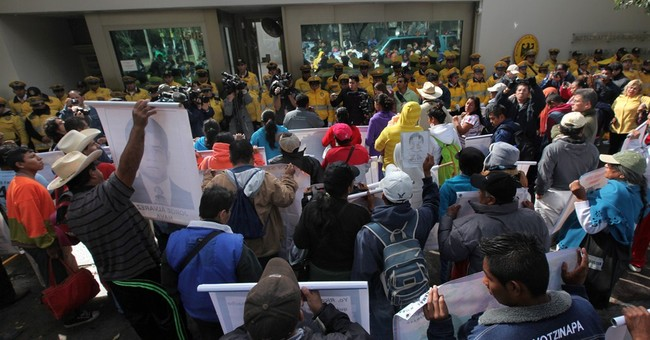 Protesters in Mexico slam German weapons supplier