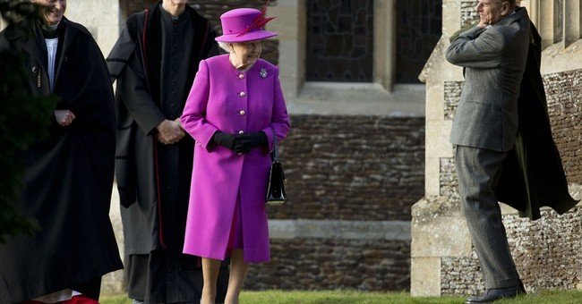 UK queen calls for harmony in Christmas message