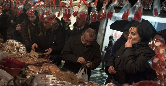 Eurozone retail sales in unexpectedly big slide