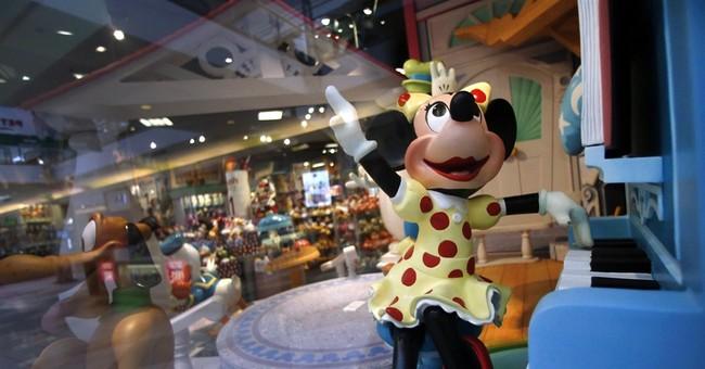 Disney 1Q helped by 'Frozen,' 'Infinity'