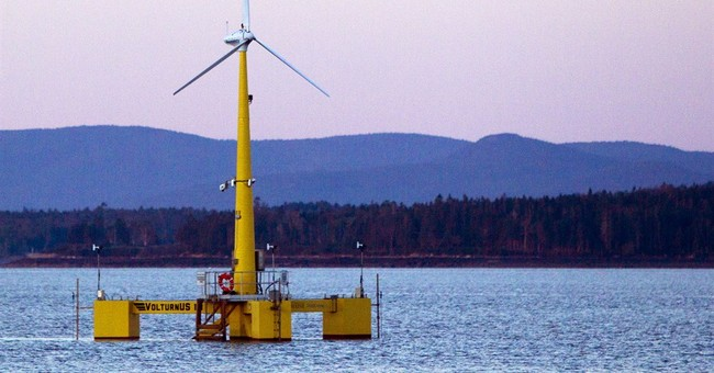 Oregon offshore wind energy farm project announced