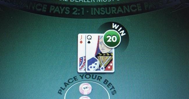 Study: 10 US states eye Internet gambling bills