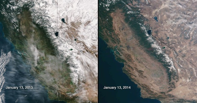 Feds announce another $14M for California drought