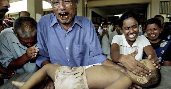 Tsunami memory: Awash in misery, a reason for joy