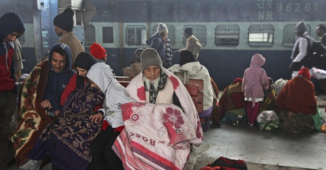 Image of Asia: 40-day winter in Jammu-Kashmir