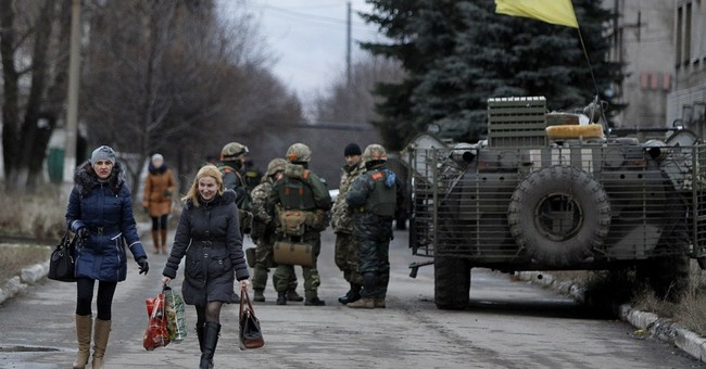 Ukraine, pro-Russia rebels swap war prisoners