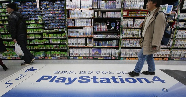 Sony says online PlayStation disrupted