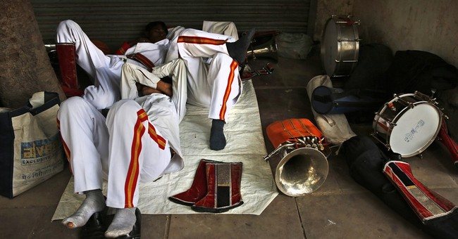 India's brass bands struggle amid changing tastes