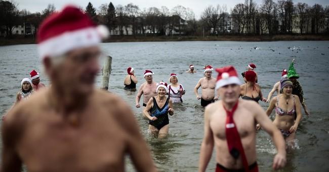 AP PHOTOS: People around the world mark Christmas