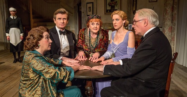 At 89, enigmatic Angela Lansbury is back in the 'Spirit'