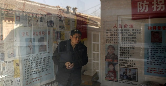 Agonizing, lonely search for missing kids in China