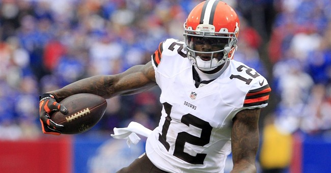 Browns suspend receiver Josh Gordon, Manziel late