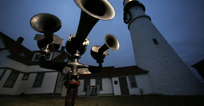 Residents alarmed as Coast Guard changes foghorns