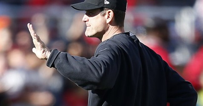 Harbaugh, 49ers agree to part ways
