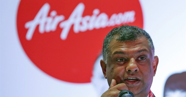AirAsia's brash CEO in spotlight after jet disappears