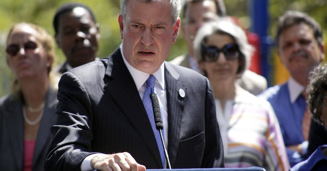 Mayor's 1st year: Liberal victories, NYPD crisis