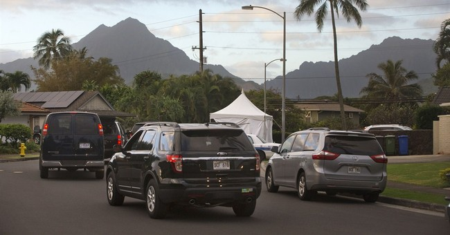 President Obama's Hawaii vacation: Day 10
