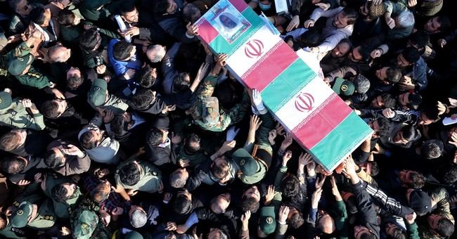Iran holds funeral for general killed in Iraq
