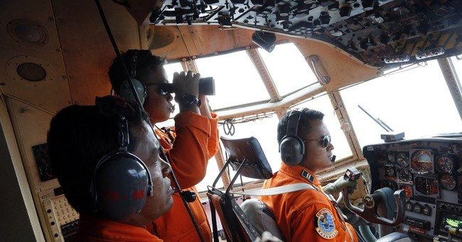 Image of Asia: Air search for missing AirAsia jet