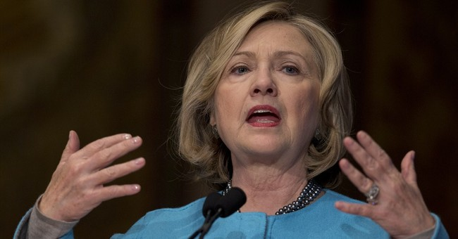 5 things for Hillary Clinton in 2015