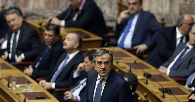 Greece heads for early election, stoking financial concerns