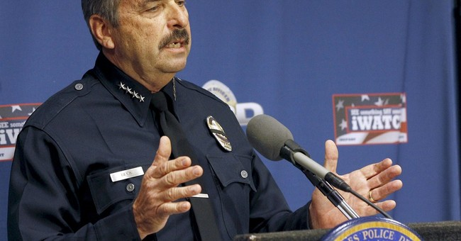 Autopsy shows Los Angeles police shot man 3 times