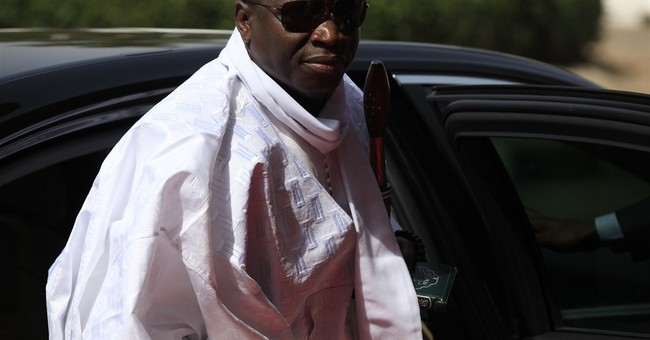 Gambia president accuses 'terrorist groups' of coup attempt