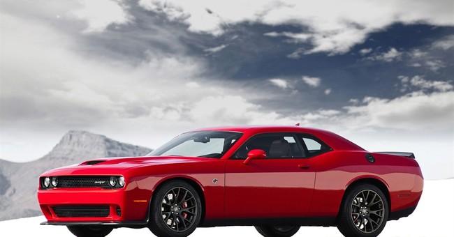 Believe it: 707 horsepower under the hood