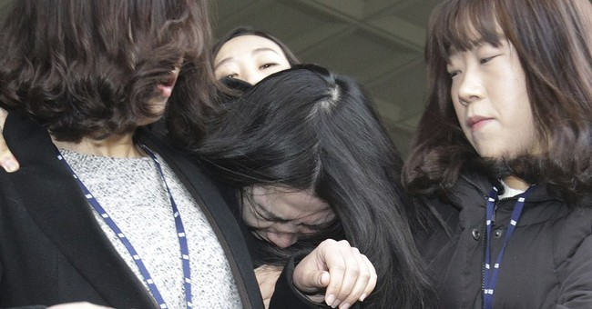 Ex-Korean Air exec arrested over nut rage