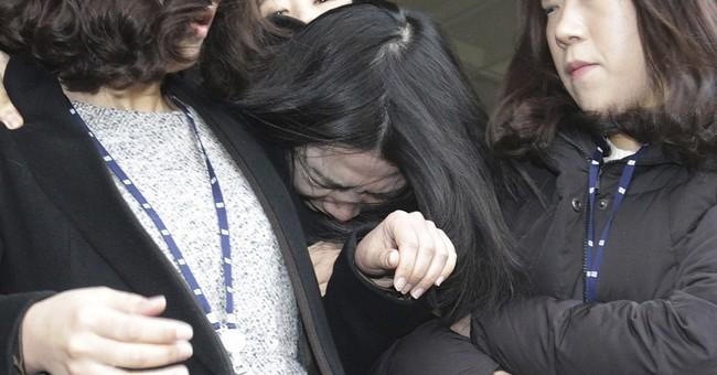 Ex-Korean Air exec arrested over nut rage