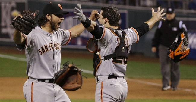 AP Male Athlete of the Year: Madison Bumgarner