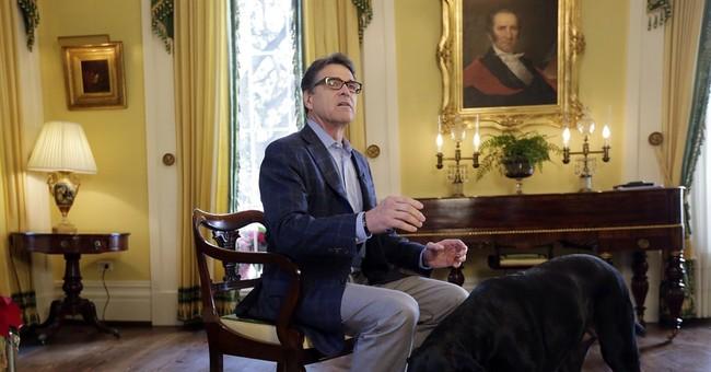 Rick Perry: Jobs juggernaut meets 'Governor Oops'
