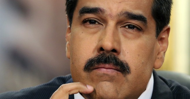 Venezuela's president blames opposition for deep recession