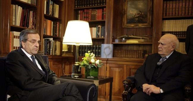 Greece warned political turmoil may hurt credit rating