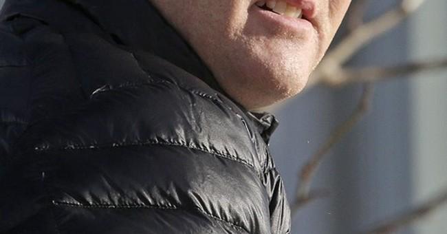 TV pitchman accused of kicking owl OKs gun search
