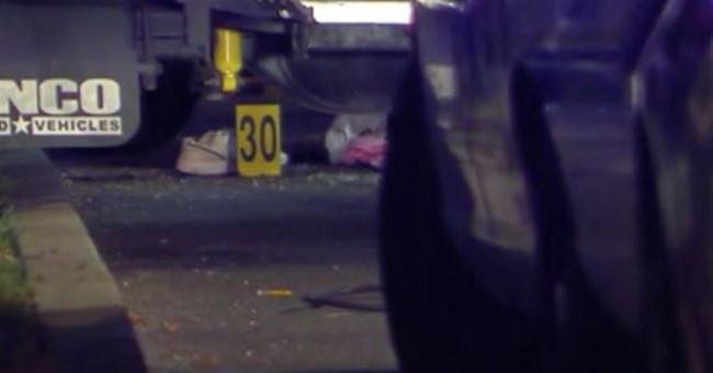 Threats, hospitalization preceded police shooting