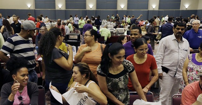 Applications for US jobless aid rise, but growth looks solid