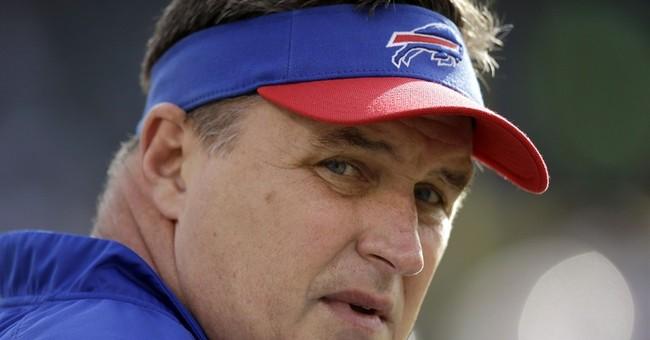 Doug Marrone steps down as coach of Bills