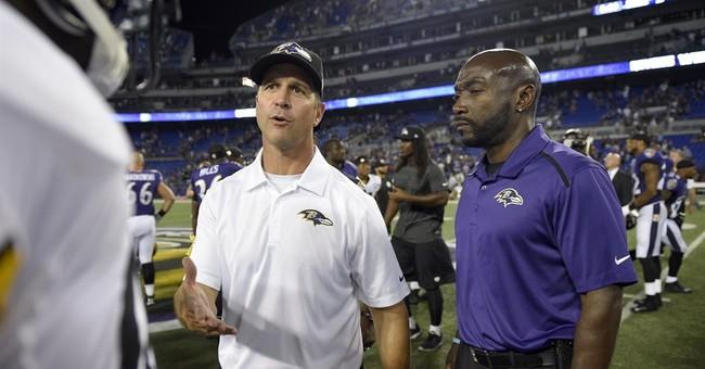 Ravens security head accused of groping at stadium