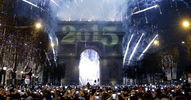 940 cars set alight during French New Year