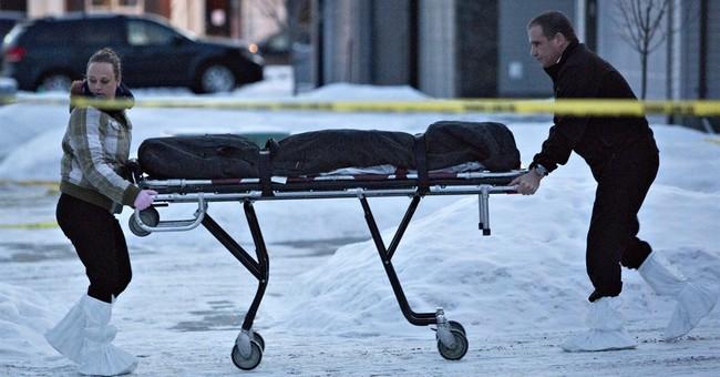 Police suspect domestic violence in Canada shooting rampage