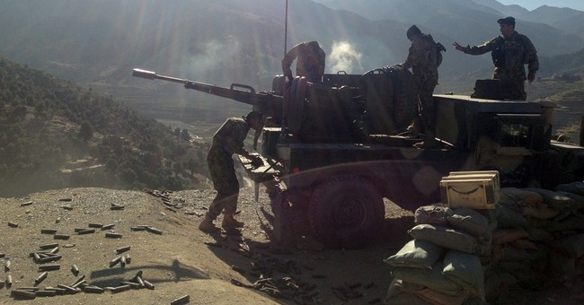 Afghan mountain hamlet a proving ground for army