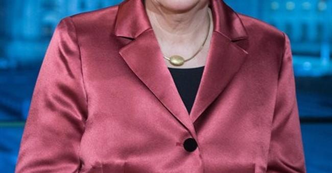 Merkel tells Germans not to attend anti-Islam rallies