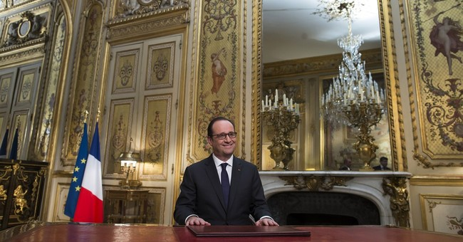 French president vows to fight racism and anti-Semitism