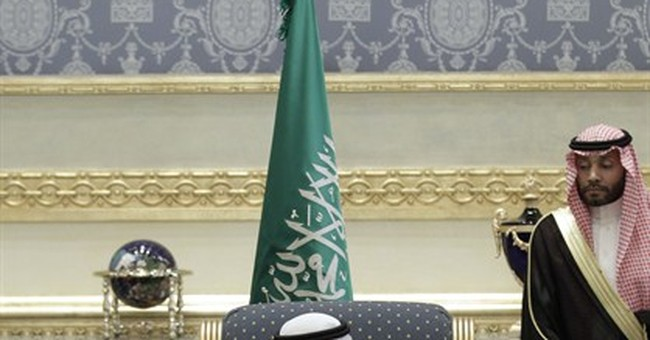 Saudi King Abdullah admitted to hospital for tests